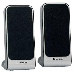 Актив.колонки 2.0 Defender SPK-225 4Вт, питание от USB, пластик, Gray