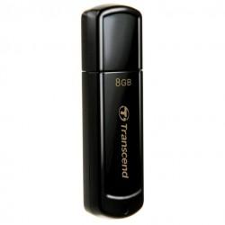 Флешка Transcend 350 Черный (USB2.0,8Gb)