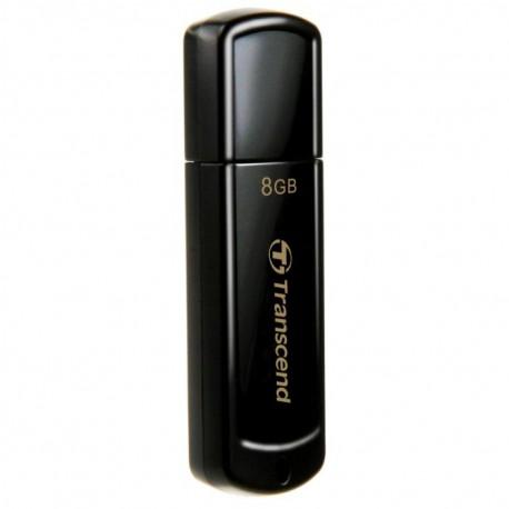 Флешка Transcend 350 TS8GJF350 Черный 8Gb (USB2.0)