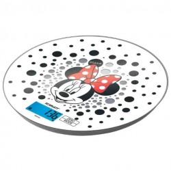 Кухонные весы Scarlett SC-KSD57P02 White электронные, стекло, макс. 5кг, точность 1г.