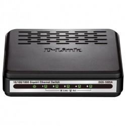 Коммутатор D-Link DGS-1005A (5-ports 10/100/1000 Mbps)