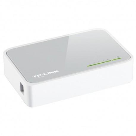 Коммутатор TP-Link TL-SF1005D (5-port 10/100 Mbps)