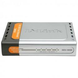 Коммутатор D-Link DES-1005D (5-port 10/100 Mbps)
