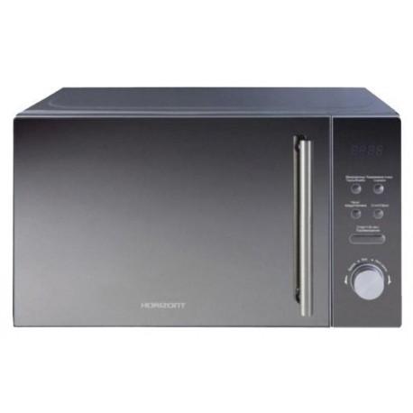 Микроволновая печь Horizont 20MW700-1479BKB Black 700Вт, 20л, механ-е упр., гриль