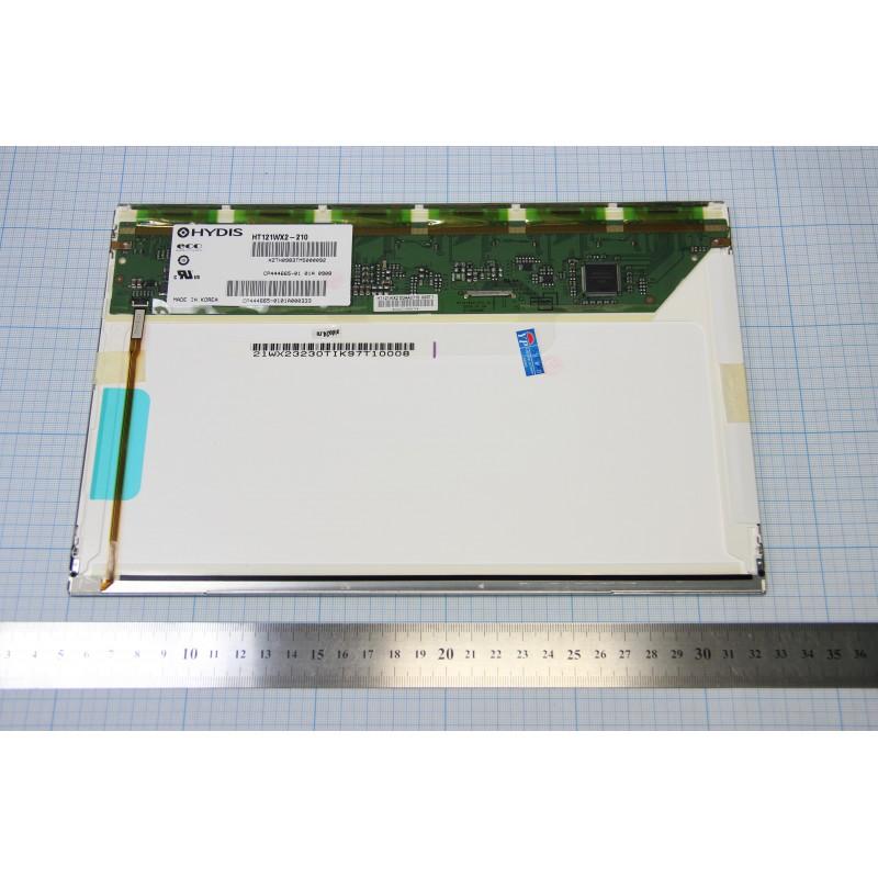 "Матрица для ноутбука 12.1"" 1280x800 LED 40 pin HX121WX1-100, HT121WX2-210 глянцевая"