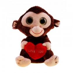 Символ года Механическая обезьяна сердцем повторюшка 322806