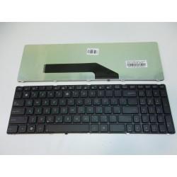 Клавиатура Asus F52, K50, K51, K60, K61, K62, K70, K72, P50 чёрный