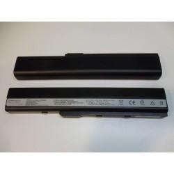Батарея для Asus A40, A50, A52А, A52JB, K42F, K42JB, K52F (11.1V 4400mAh) p/n: A32-K52, A42-K52