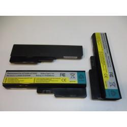 Батарея для Lenovo G530, G450, G550, G555 (11.1V 4400mAh) p/n: L08S6Y02, L08L6Y02, L08N6Y02