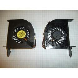 Кулер для HP DV6-2000, DV6-2100,  p/n: 055417RIS DFS531305M30T