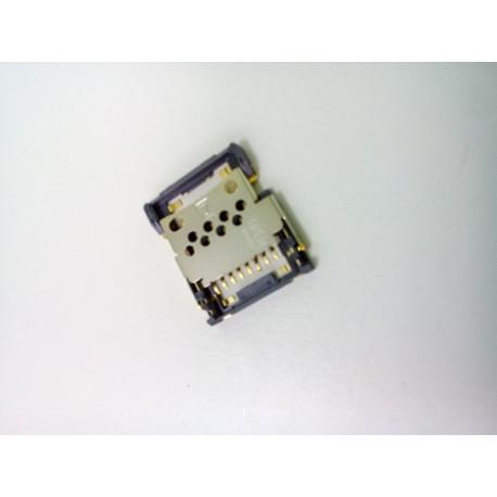 Коннектор MMC Nokia 3110C/3500C/5500/6555/7373/7500/C2-02/C2-03
