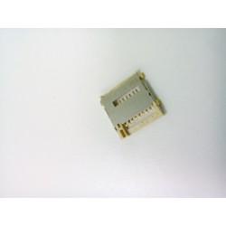 Коннектор MMC Samsung C6112/B2100/B2700/B3310/B520/B5702