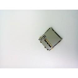 Коннектор MMC Samsung S3850/C3200/C3520/E2600/S6500/S7500