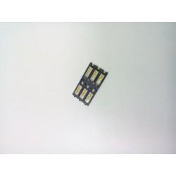 Коннектор SIM Nokia 800/900/920/925/301/301 Dual