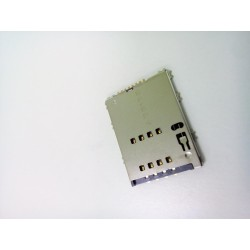 Коннектор SIM Samsung S5250/P6800/P6810/P5100
