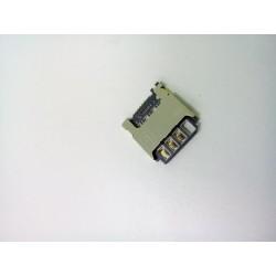 Коннектор SIM Samsung S5282/S5310/S5312/S6790/S7262/S7390/S7392/G130