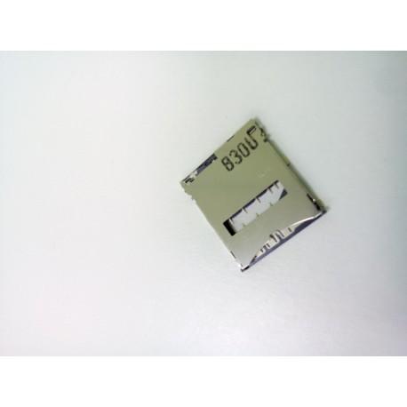 Коннектор SIM Sony C6602/C6603 (Xperia Z)