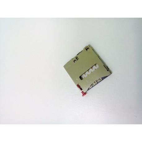 Коннектор SIM Sony C6903/D65xx/D53xx/C68xx/D55xx (Z1/Z2/T2/Z Ultra/Z1 Compact)