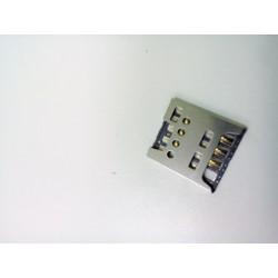 Коннектор SIM Sony LT26i (Xperia S)/LT26ii (Xperia SL)