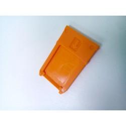 Контейнер SIM Sony LT28i (Xperia Ion) оранжевый