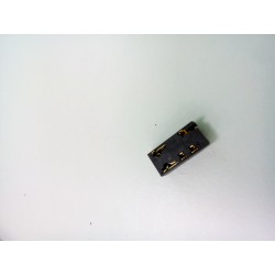 Разъём гарнитуры Samsung C3330, S5300, S5302, S5360, S6802