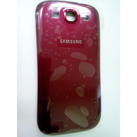 Задняя крышка Samsung i9300 красный