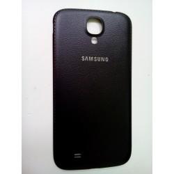 Задняя крышка Samsung i9500/i9505 Black edition чёрный