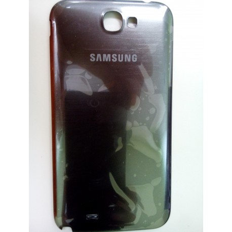 Задняя крышка Samsung N7100 серый