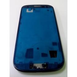 Корпус Samsung i9300 серый