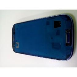 Корпус Samsung i9300 синий