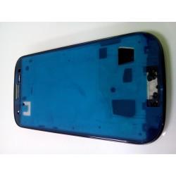 Корпус Samsung i9300 чёрный