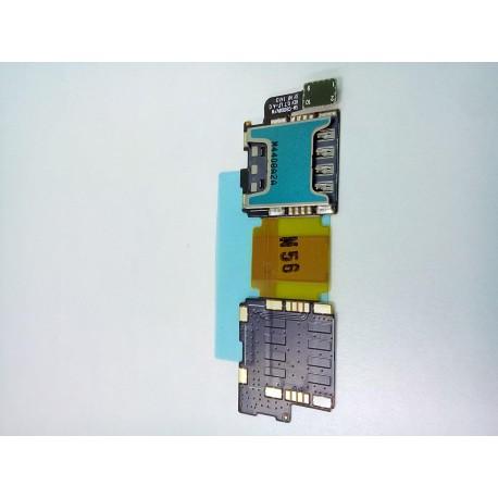 Шлейф Samsung G900/S5 на разъем SIM