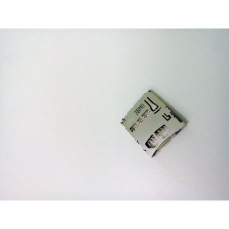 Коннектор MMC Samsung P6200/B7722/C3510/C3530/C3560/C6712/E2152/E2250/E2252/E2330/E2530/E2550