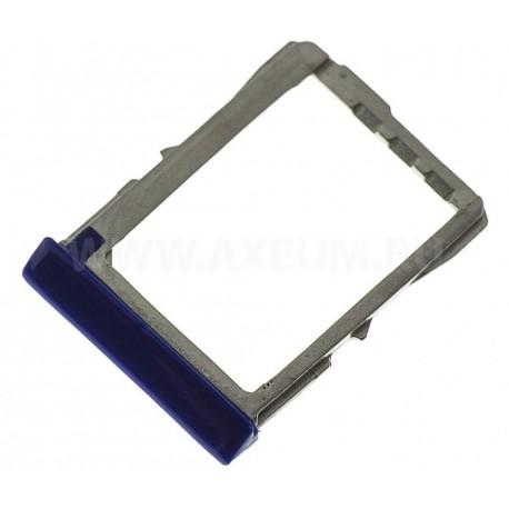 Контейнер SIM HTC 8X синий