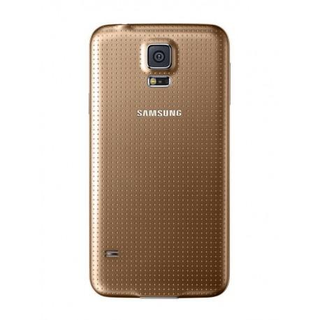 Корпус Samsung G900/S5 золото