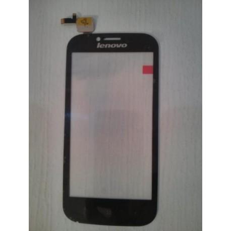 Touch screen Lenovo A706 чёрный