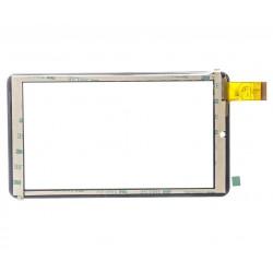Touch screen 7.0'' TP070255(K71)-01/NJG07010AEG0B-V0 (184*104 mm) белый