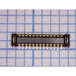 Коннектор задней камеры iPhone 4