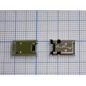 Системный разъём №062 micro-USB Asus ME301
