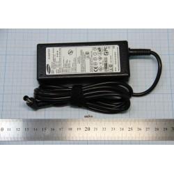 Блок питания сетевой, 14в, 3а, 42вт, 6.5*4.0 пин, без сетевого шнура, для монитора Samsung