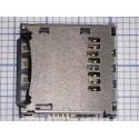 Коннектор SIM Sony LT30