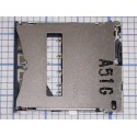 Коннектор SIM Sony Xperia Z LT36