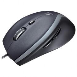 Мышь USB Logitech M500 (910-003725/910-003726) лазерная, 1000dpi, кабель 1.8м, Black