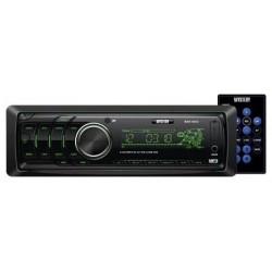 Автомагнитола Mystery MAR-404U 1DIN, 4x50Вт, MP3, FM, SD, USB, AUX, ПДУ, съемная панель