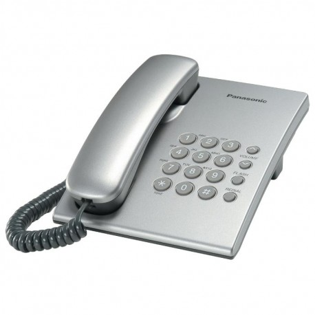Телефон Panasonic KX-TS2350 RUS (повторн.набор/тон.набор/настен.установка)
