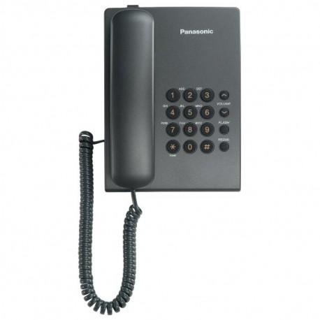 Телефон Panasonic KX-TS2350 RUT (повторн.набор/тон.набор/настен.установка)