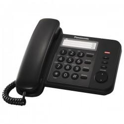 Телефон Panasonic KX-TS2352 RUB (повторн.набор/тон.набор/настен.установка/быстр.набор-3кн/индикатор вызова)