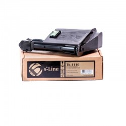 Картридж лазерный БУЛАТ s-Line TK-1110 для Kyocera FS-1040 Black (2500 стр) + чип