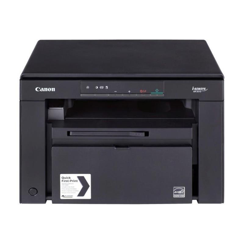 МФУ Canon MF3010 А4 лазерный принтер/копир/сканер,600x600dpi,23стр/м,USB2.0