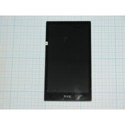 Дисплейный модуль HTC Desire 510 чёрный